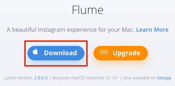 Flume 下載