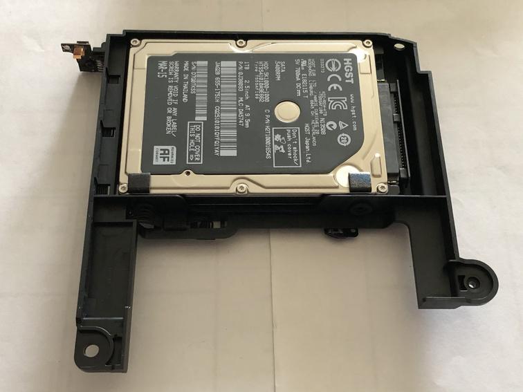 Mac Mini 2014 Late HDD